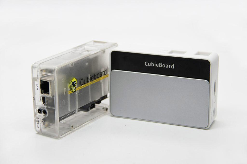 Cubieboard case 1