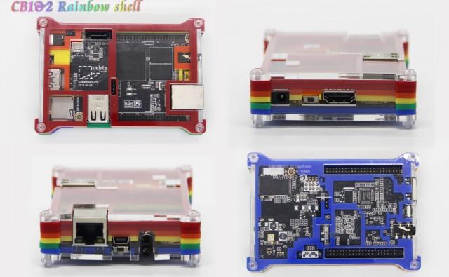 CB1&CB2 Rainbow shell-2