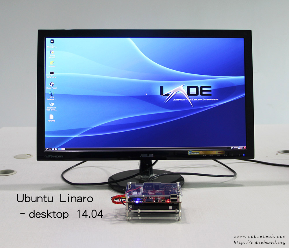 cubieboard5 Linux
