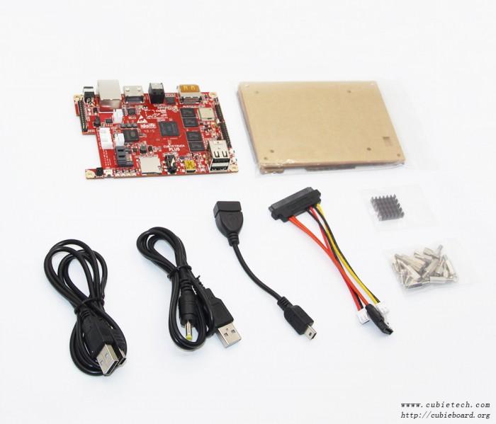 cubieboard5 kit