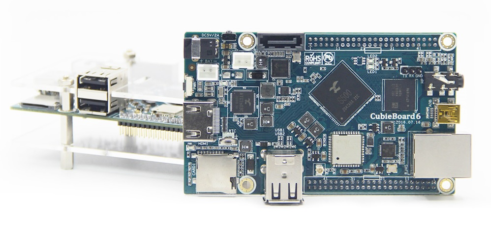 CubieBoard | A series of open source hardware